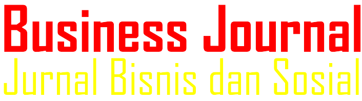 Business Journal : Jurnal Bisnis dan Sosial